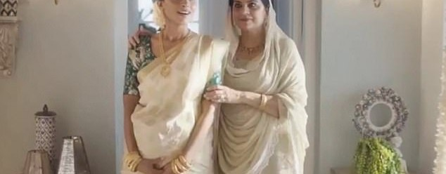 Indian jewellery brand axes TV ad showing an interfaith couple after it sparked fury in the country