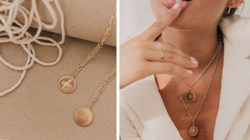 Trends for fall 2020: The most fashionable jewellery of the season with a message