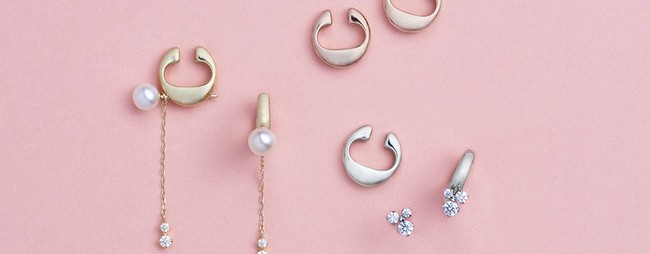 """Smile through jewelry Canal4 ℃ releases earring converter for the second """"#Smile Program"""" Delivering the pleasure of wearing pierced earrings even for non-hole groups"""