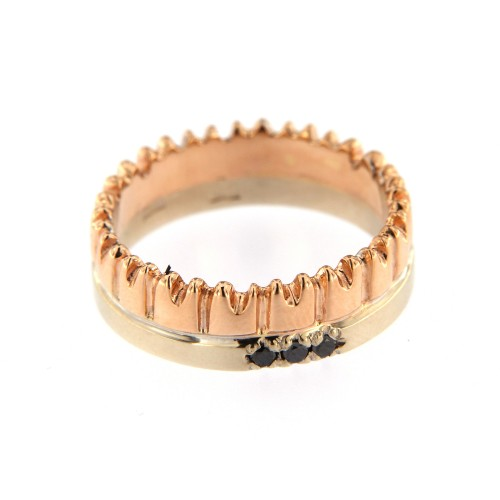 Vestuvinis žiedas ,,Karūna''